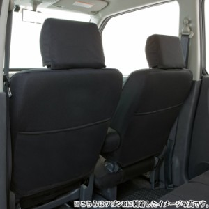 【最安値に挑戦】新型ムーヴ  ムーヴ/ムーヴカスタム専用シートカバー/LA150S/LA160S/撥水シートカバー/ブラック