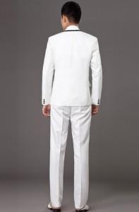 メンズ/スーツ/フォーマル/ ビジネスドレス/上下セット/礼服/結婚式/お祝い/成人式/卒業式/入学式/白舞台用/司会