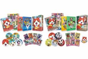【送料無料】 妖怪ウォッチ DVD-BOX 1&2 セット