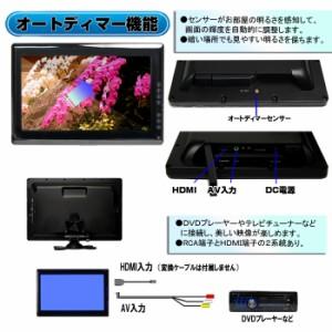 11.6インチワイド液晶モニター 室内用セット/FWXGA/スピーカー内蔵/HDMIスマホ接続可能  [TH16B]