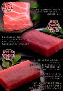 《送料無料》日本一のブランド「大間の本まぐろ」 中トロ(約100g)※冷凍 ○