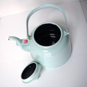 レトロホーローケトル おしゃれ 琺瑯のやかん 約2リットル 日本製 IH対応