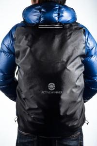 リュック レインカバー バックパックカバー 雨カバー サイクリング 登山リュック アウトドア【コンパクト収納・持ち歩き簡単】