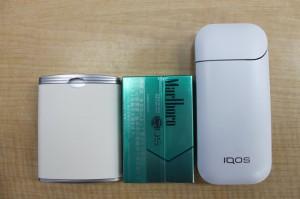 携帯灰皿 ハニカム式 吸い殻入れ (カラー) スウェード風 iQOS アイコス ユーザーにお勧めです