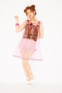 ■送料無料■ビニールワンピース(イエロー・ピンク・グリーン・オレンジ)パーティ☆イベント☆フェス【 お取り寄せ】
