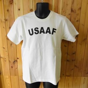 ヒューストン 半袖Tシャツ USAAF ヘビー天竺 HOUSTON HEAVY S/S TEE