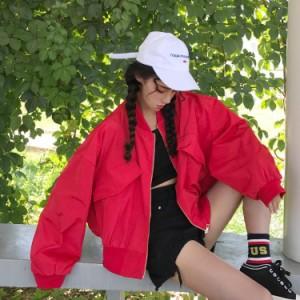 スカジャン スタジャン ダンス衣装 ガールズ ファッション 刺繍 つる柄 原宿系 青少年 個性的 ベースボール アウター 3色展開