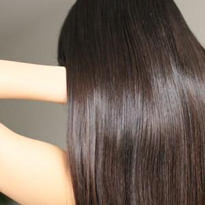 【髪の乾燥、ダメージケア】彼との距離を近づけるヘアトリートメント『ナデテ シャボン』爽やかなオレンジの香り♪髪に天使の輪