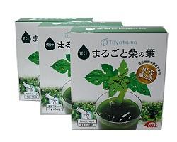 まるごと桑の葉(青汁) 2gx30包 x 3箱(徳用) 【トヨタマ健康食品】
