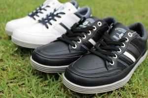 ローカット 軽量 メンズ スニーカー ネブサーフ 133 カジュアル クラシック 靴 ウォーキングシューズ ブラック ホワイト 白 黒 通学 通勤