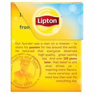 リプトン Lipton コールドブリューカップ ファミリーサイズ アイスティー 22個入 水出し紅茶