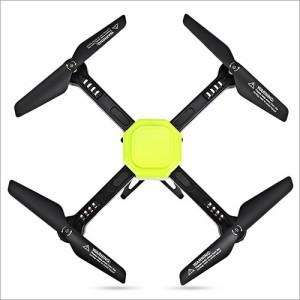 ドローン カメラ付き 折りたたみ式 L6059W QUADCOPTER ミニドローン スマホ アプリ バッテリー 送信機 ヘリ 送料無料!