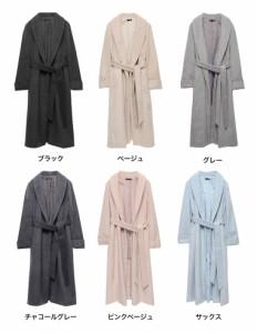 SALE【6998→3499円】マキシ ガウンコート レディース[入荷済]