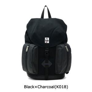 【即納】【送料無料】チャムスリュック CHUMS リュックサック 2Pockets Day Pack Sweat Nylon バックパック メンズ レディース CH60-2401