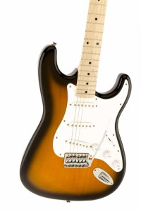 Squier by Fender/Affinity Series Stratocaster, Maple Fingerboard 2-Color Sunburst【スクワイア フェンダー】