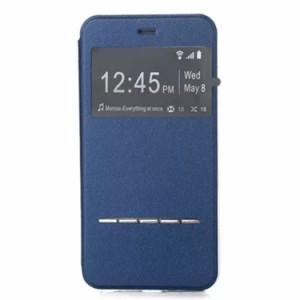 送料無料 IPHONE6/6S/PLUS/7/7PLUS手帳型ケース アイホン カバー 横開き  レザー 窓付き 耐衝撃 シンプル  おしゃれ