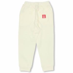 アウトレットSALE50%OFF 通販限定 親子ペア 箔プリントロングパンツ/トップス別売-ベビーサイズ キッズ 子供服-9849K/150cmあり