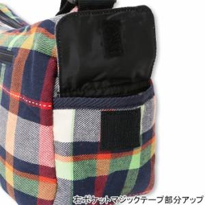 NEW♪見た目以上の収納力が自慢♪BDショルダーバッグ-かばん キッズ レディース ベビードール 子供服-8392