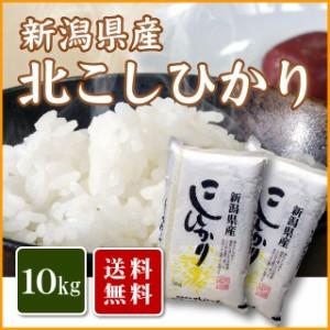 【送料無料】新潟県産コシヒカリ(北)10kg<白米 5kg×2 お米 28年>