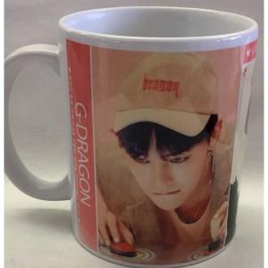 【送料無料】 ジードラゴン BIGBANG ビッグバン マグカップ  韓流グッズ cb051-14