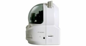 100万画素ワイヤレスカメラ PF-CS713【送料無料(沖縄・離島除く)】【スマホで監視】【防犯カメラ】【かんたん設定】