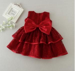 キッズ ベビー ワンピース 子供ドレス フォーマル ドレス 演出 お姫様 お嫁さん フラワーガール ドレス ジュニア 大きいサイズ
