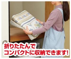 綺麗柄ジャカードカーペット(185×185cm)(53400)