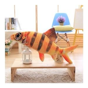 【送料無料】ぬいぐるみ さかな おもしろクッション 魚 抱き枕 サカナ 店飾り インテリア リアル魚 100cm