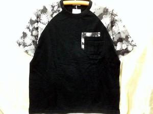 カラクリ 和柄半袖Tシャツ 風雷神 KARAKURI