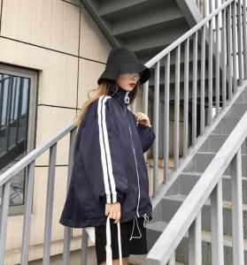 コート アウター ジャケット サイドライン スポーティー ゆったり ウール トレンチ チェスター ロング ダウン ドルマン 通販 kosy