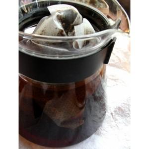簡単♪【水出しアイスコーヒーバッグ 極上サマーブレンド】35g×3/マンデリン配合/苦みとコク/個別パッケージ/1袋で500ml抽出