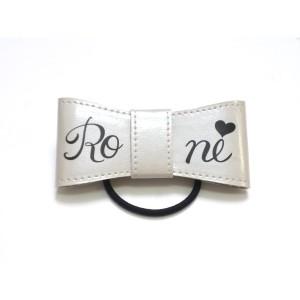 RONI ロニィ ロニー 子供服 17秋冬 リボンヘアゴム r137498090-3156
