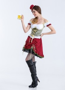 S〜2L★ ドイツ風衣装 OKTOBERFEST ハロウィン衣装 大きいサイズコスプレ