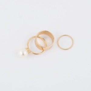 【送料無料】 リング 指輪 アクセサリー アクセ レディース 重ね付けリング 重ね付け指輪 ゴールド シルバー カジュアルリング 重ねづけ