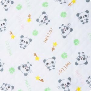 【送料無料】 ニットキルト腹巻きパジャマ ひよこ パンダ 70cm 80cm 90cm 95cm 男児 女児 ER1101
