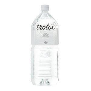 Trolox トロロックス 天然抗酸化水 2L ペットボトル 6本入り 送料無料