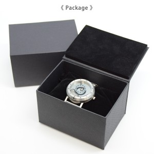 LM watch LMW リキッドメタルウォッチ 腕時計 時計 ステンレスベルト メンズ レディース メンズ腕時計 ガンメタルブラック シルバー