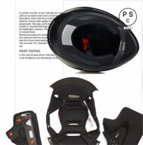 ヘルメット バイク用 ダブルシールド 斬新的なデザイン シールド開閉可能 サングラス 星 多色  PSC付き LS2-FF320