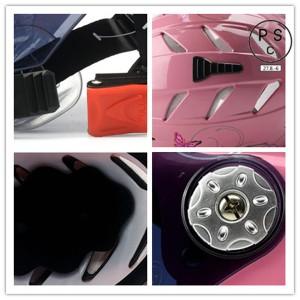 多色選択可能 バイク  ヘルメット バイク用 革 高密度ABS ジェット  ハーレー PSC付き 春、夏、秋、冬 YEMA-310