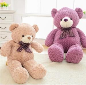 ぬいぐるみ 特大 くま/テディベア 大きい熊 動物 140cm 可愛い くまぬいぐるみ/熊縫い包み