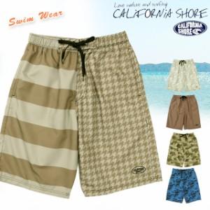 【大きいサイズあり】 CALiFORNiA SHORE  メンズ用サーフパンツ水着 カリフォルニアショア 男性用 紳士用 海パン 海水パンツ No.sw1792