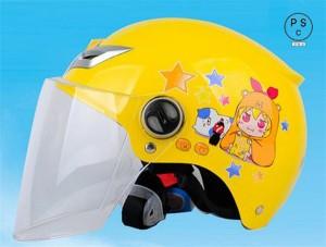 バイク 子供 ヘルメット バイク用 高密度ABS 男女共用ヘルメット ジェット ハーレー 春 夏 秋 冬 PSC付き【送料無料】YEMA-207