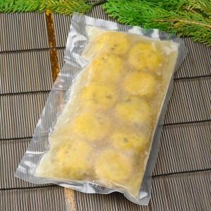 一口ゆば茶巾10個入り 湯葉を使ったシュウマイ風惣菜 (ユバ)《※冷凍便》