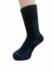 厚手ウールパイルソックス(防寒靴下)
