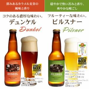 送料無料 奇跡のビール 八ヶ岳地ビールタッチダウン 飲み比べ5本セット(清里ラガー、ロックボック、デュンケル、ピルスナー)(be)あす着
