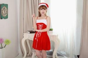 クリスマス サンタクロース  セクシー 衣装 キャラクター 仮装  ハロウィンコスプレ 仮装 イベント コスチューム コス パーティー  lavy