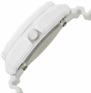 【格安】女性に人気のカシオ・ホワイト・アナログ時計 LRW-200H-7E2JF ★