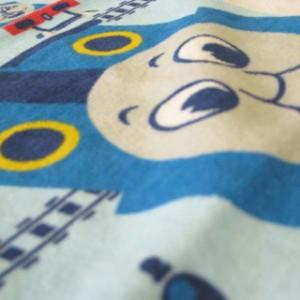 フェイスタオル 機関車トーマス ループ付きタオル  TH2020  東京西川 【日本製】 キャラクタータオル/Thmas/子供用・ジュニア用