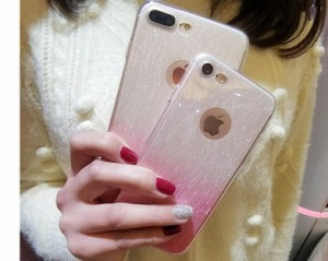 スマホカバiPhone7/iPhone7Plusケースキラキラスマホケースアイフォン7プラススマホケースsf7