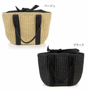 送料無料【かごバッグ(全2色)キャンバス素材ハンドル カゴバッグ レディースバッグ】 sa JOY 4989773